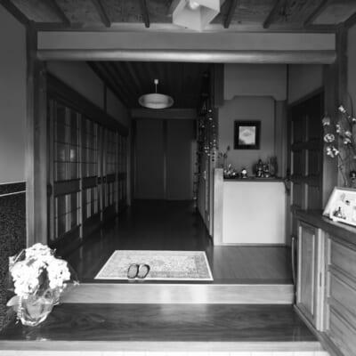 Before 玄関